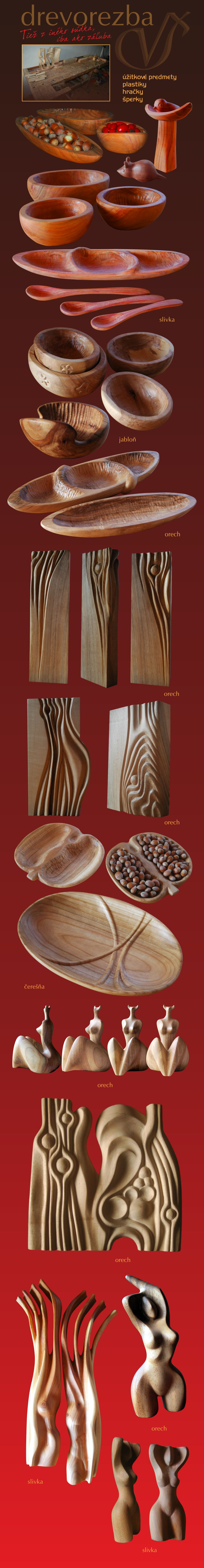Logo grafika design maľba drevorezba galéria referencie kontakt